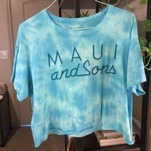 Maui and Sons Crop top